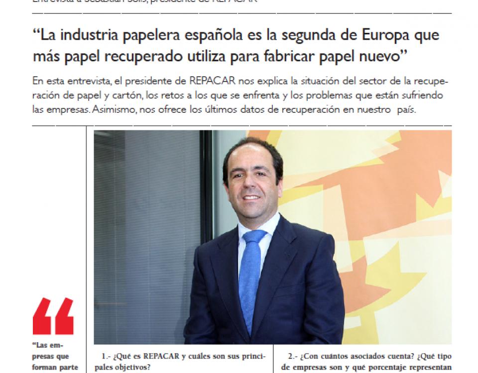 Entrevista Revista Recupera